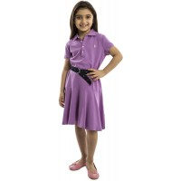 Ralph Lauren Casual A Line Dress For Girls